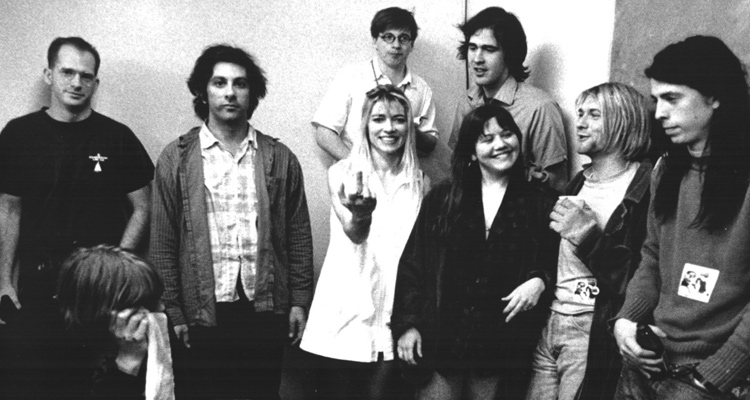 documental gira nirvana sonic youth dinosaur jr