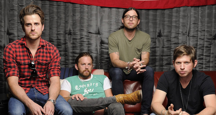 kings of leon documental excess all areas