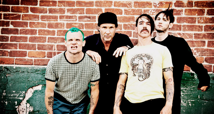 Red Hot Chili Peppers estrenan otro single: 'The Getaway'