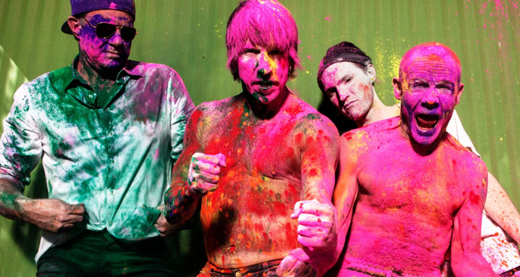 red hot chili peppers getaway streaming