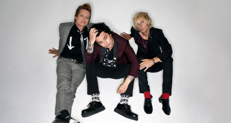 green day fechas gira europea