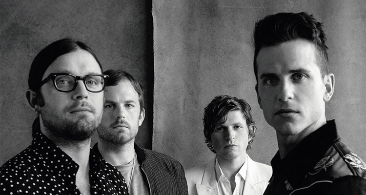 kings of leon waste time