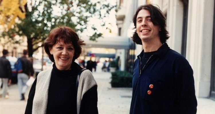 libro madre dave grohl