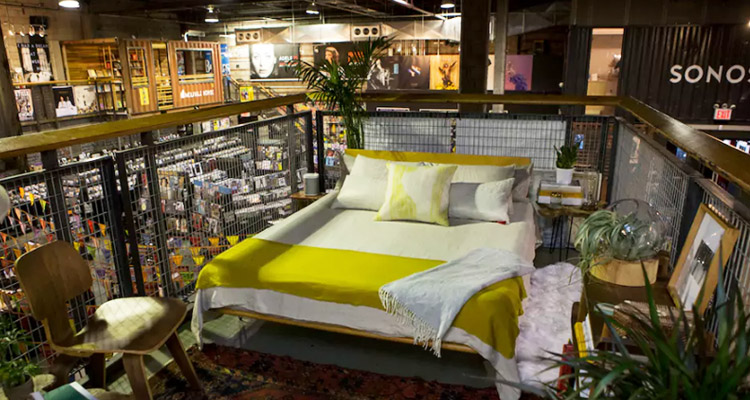 airbnb rough trade
