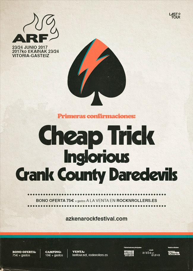 azkena rock cheap trick