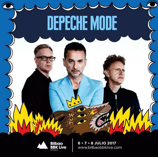 bilbao bbk live 2017 depeche mode