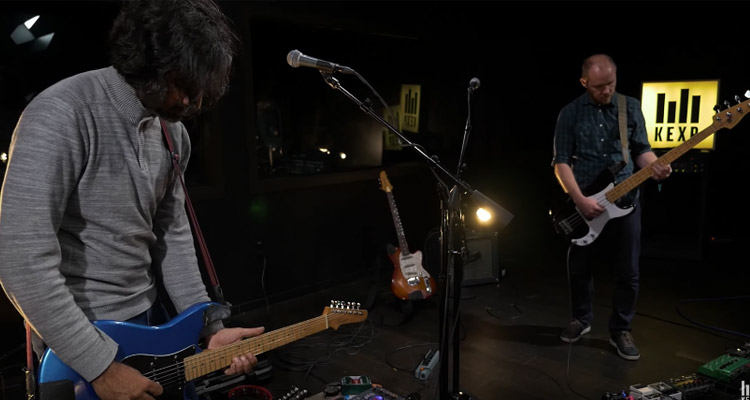 explosions in the sky kexp