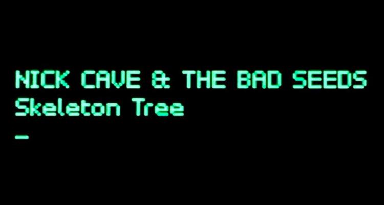 nick cave skeleton tree