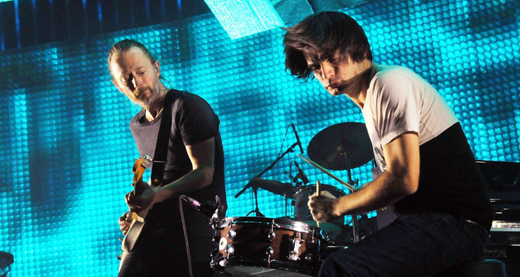 radiohead pabellones