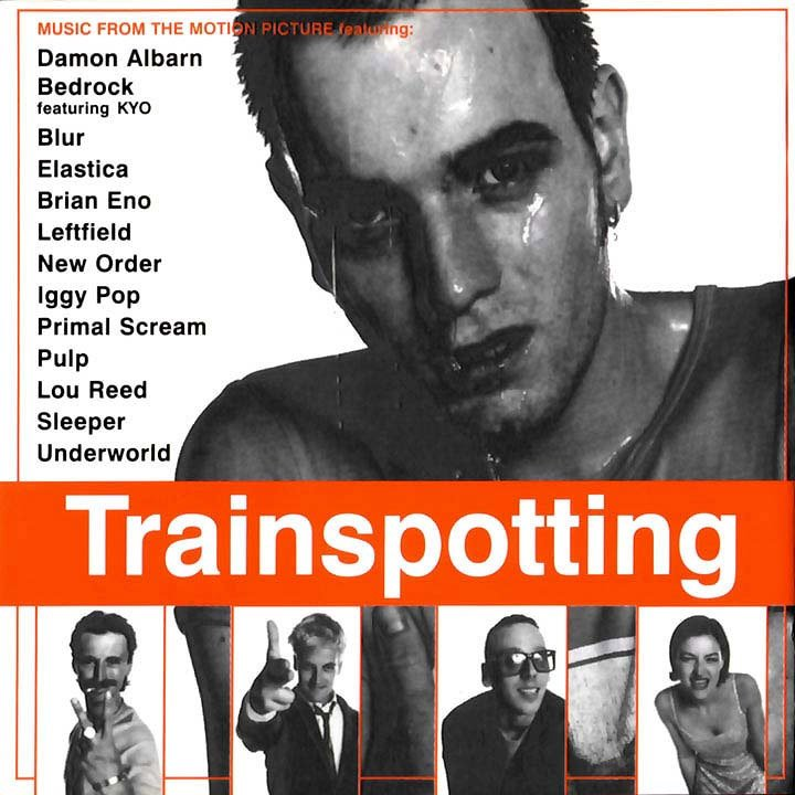 reedicion trainspotting vinilo