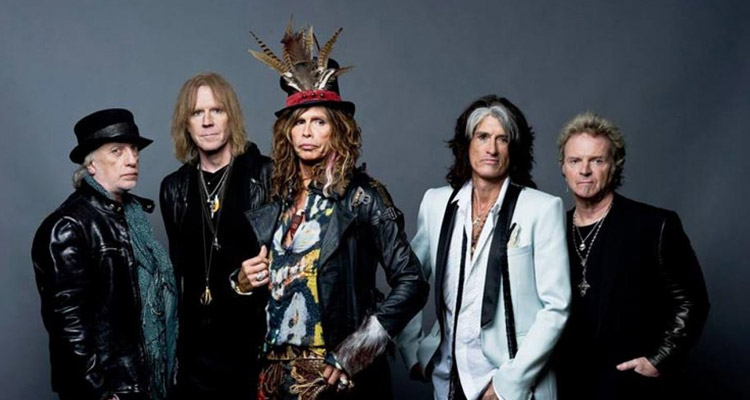 aerosmith barcelona madrid