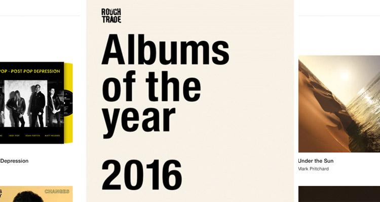 lista mejores discos 2016