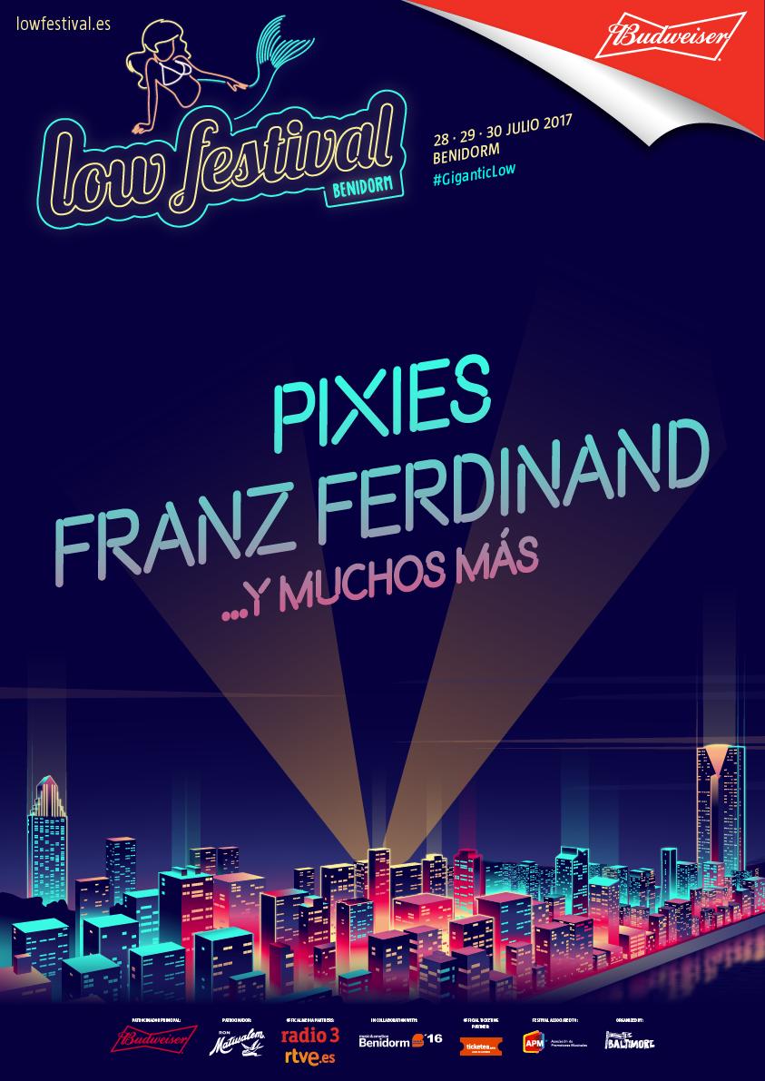 franz ferdinand low festival 2017
