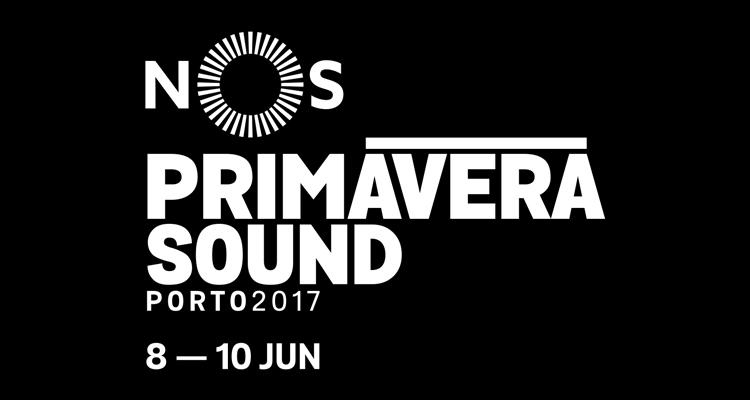 cartel nos primavera sound 2017 oporto