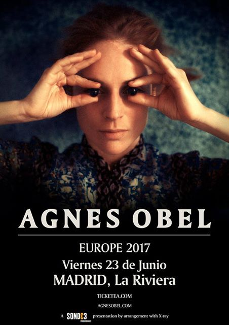 agnes obel madrid
