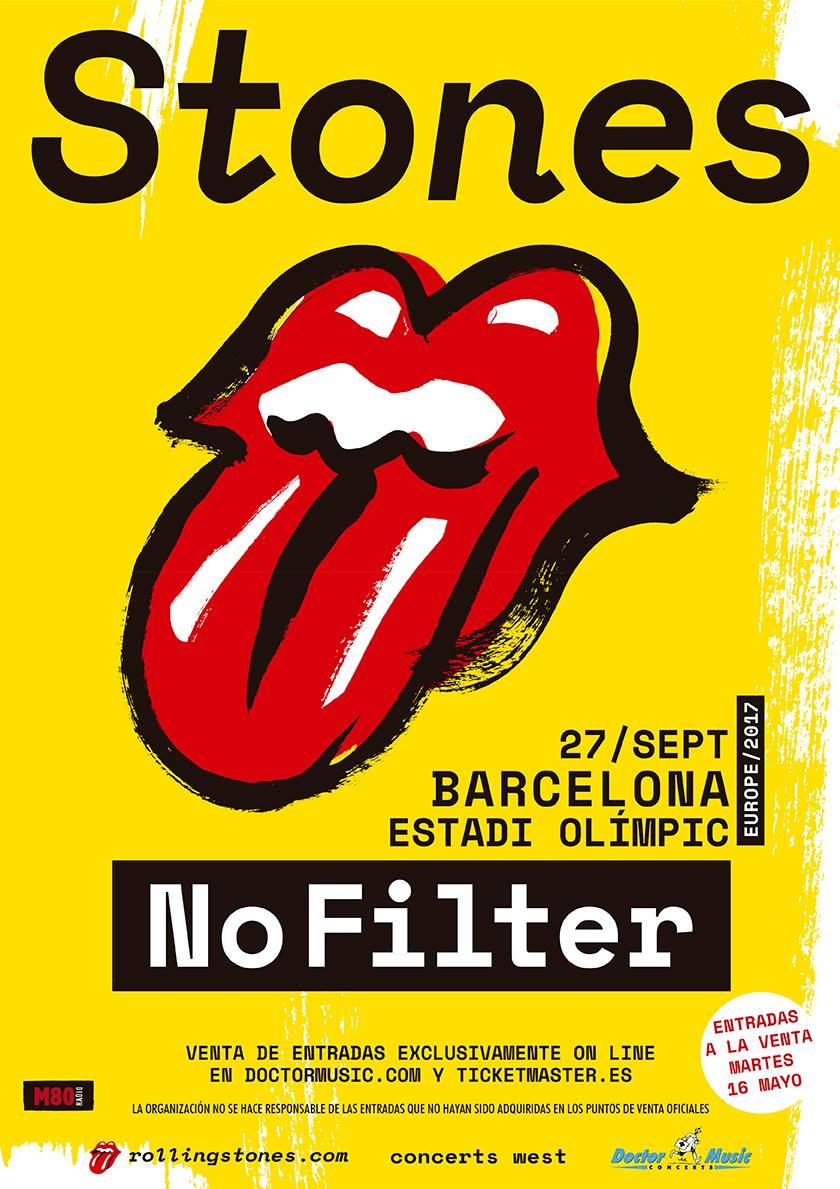 rolling stones barcelona 2017