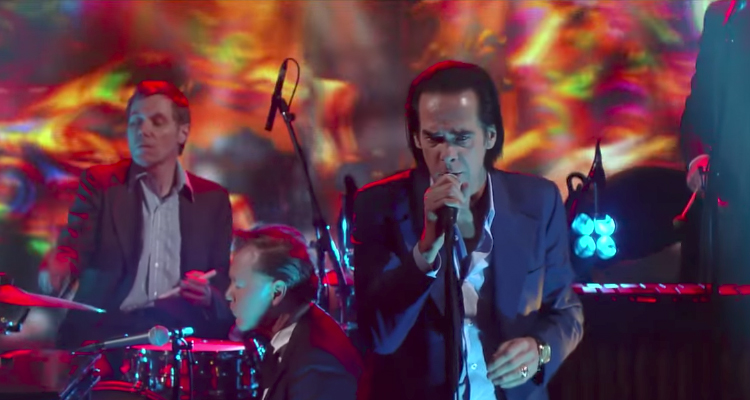 nick cave and the bad seeds rings saturn