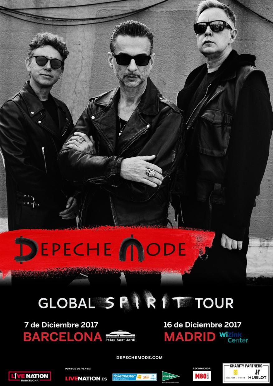 depeche mode barcelona madrid 2017
