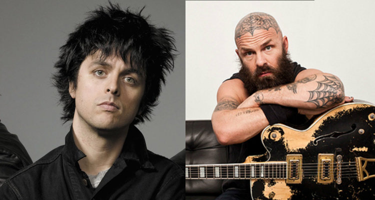 the armstrongs banda billie joe tim armstrong