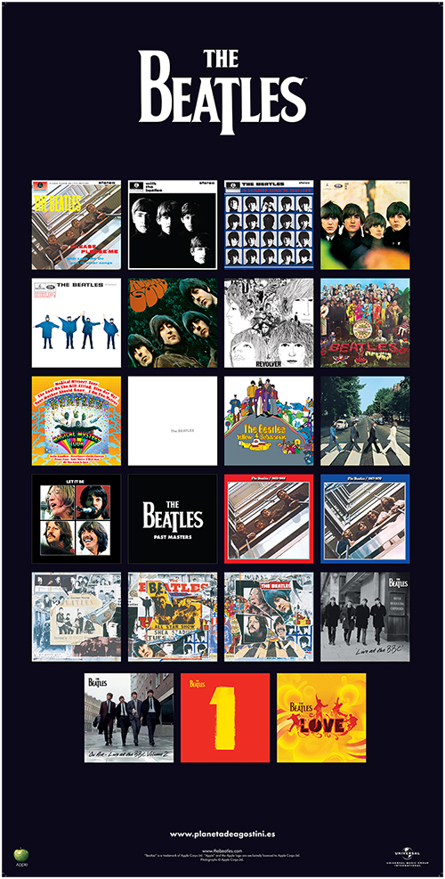 Los 23 Discos De The Beatles Recopilados En Quot The Beatles
