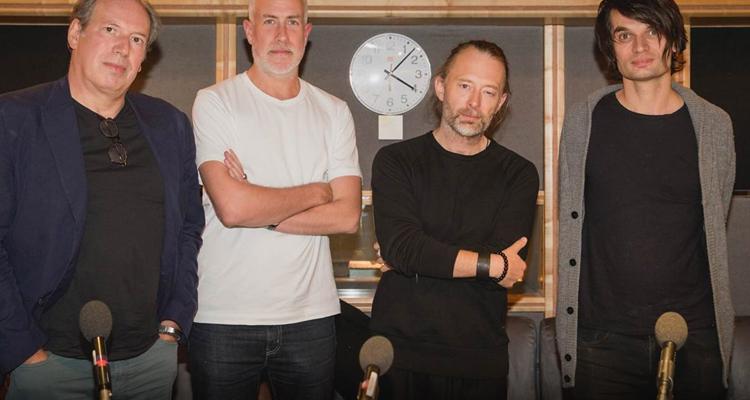 radiohead hans zimmer