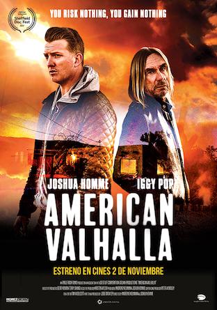 american valhalla cine