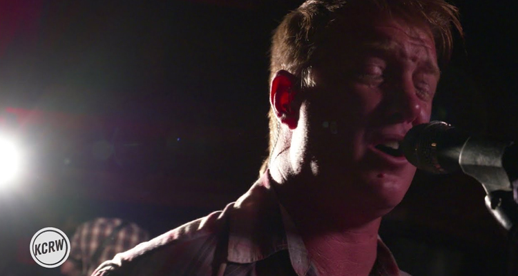 queens of the stone age kcrw