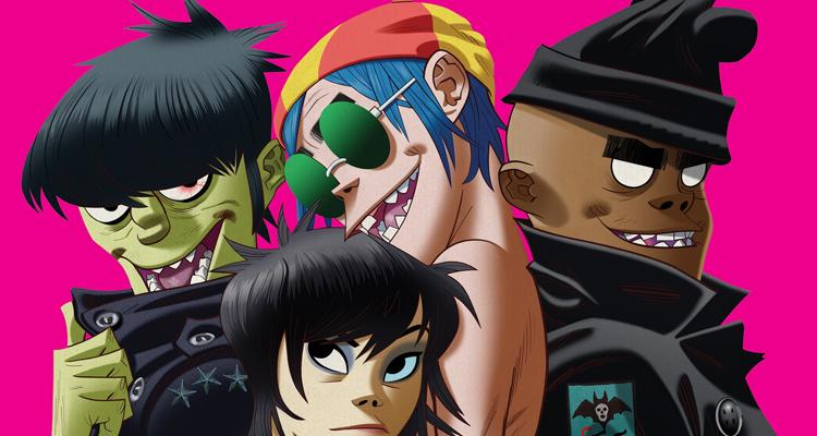 gorillaz disco 2018