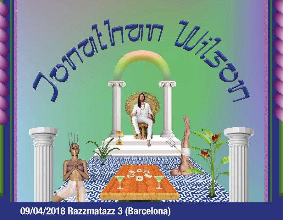 jonathan wilson barcelona abril