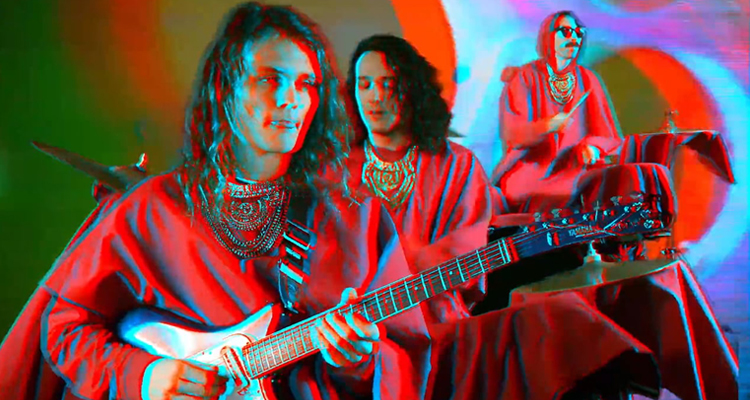 documental king gizzard and the lizard wizard
