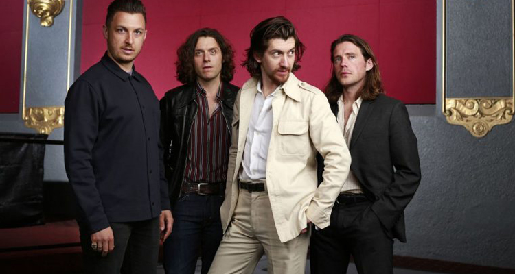 El Nuevo Disco De Arctic Monkeys En Streaming Binaural