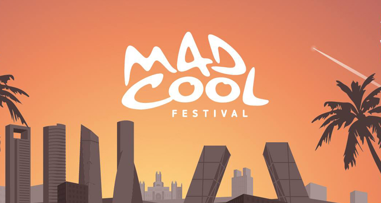 horarios madcool 2018