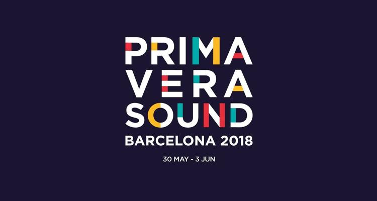 horarios del primavera sound 2018