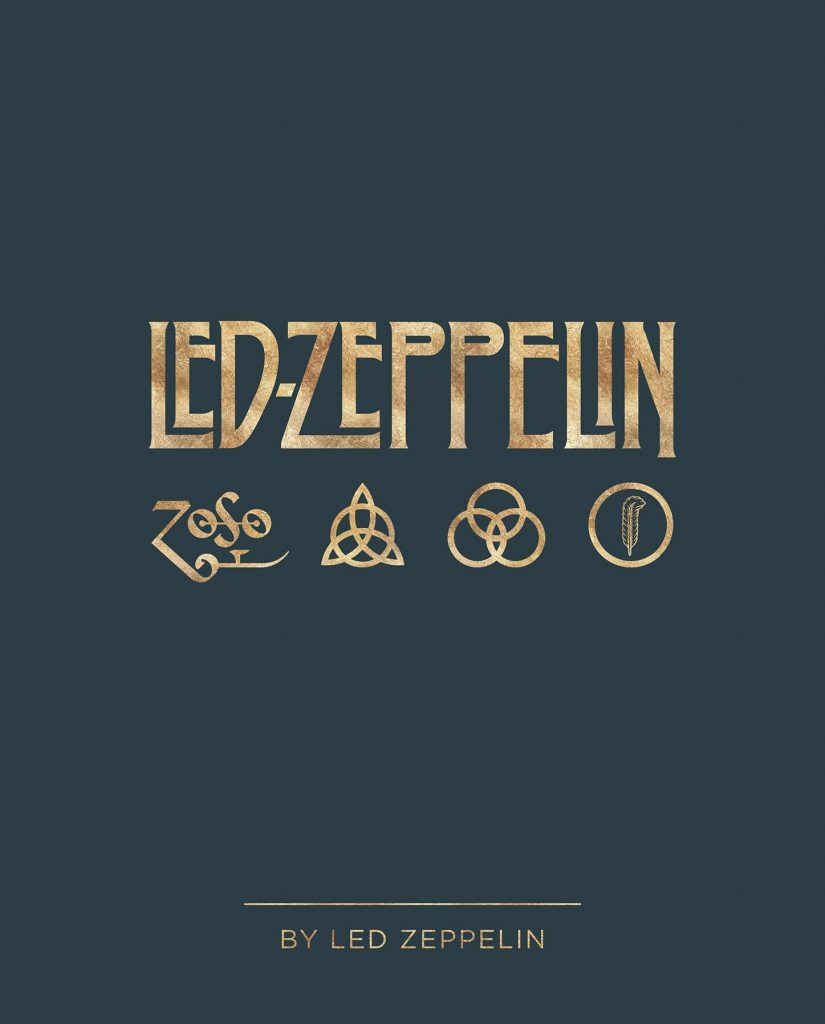 Libro Led Zeppelin