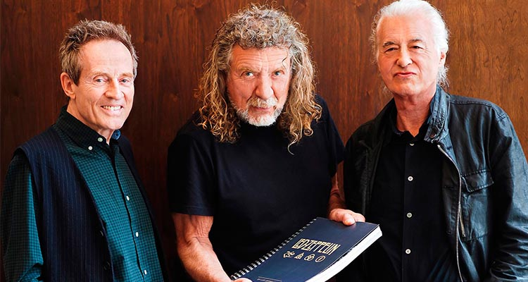 Led Zeppelin libro