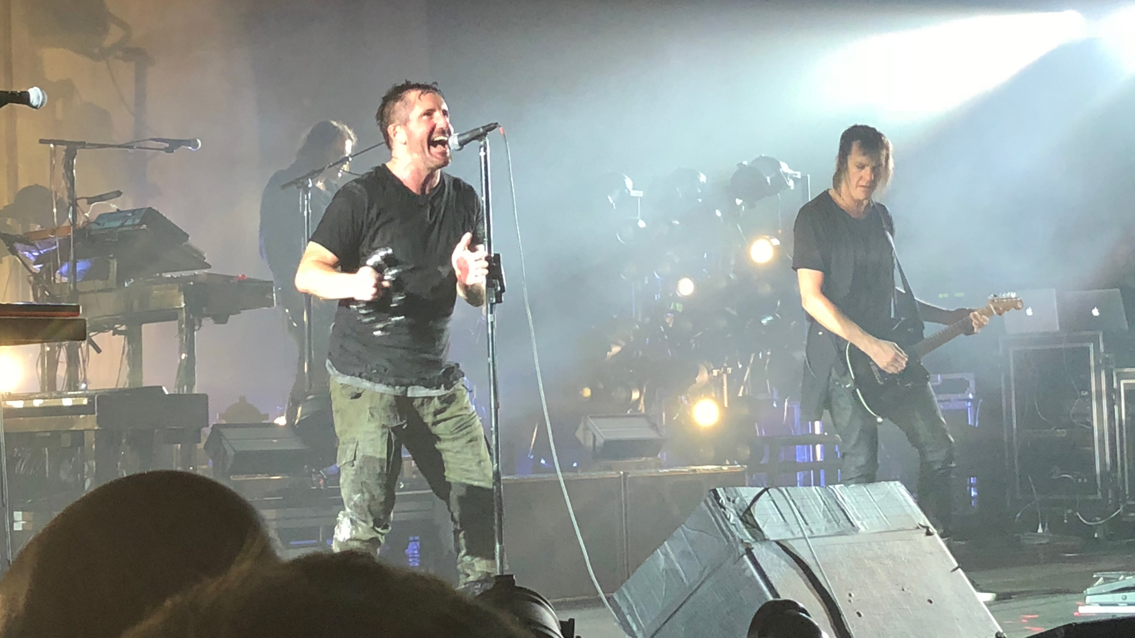 nine inch nails gira europea