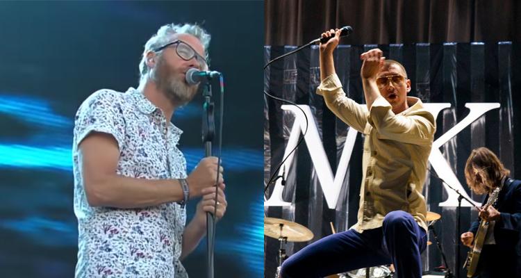Los conciertos de The National y Arctic Monkeys en Lollapalooza 2018, en vídeo