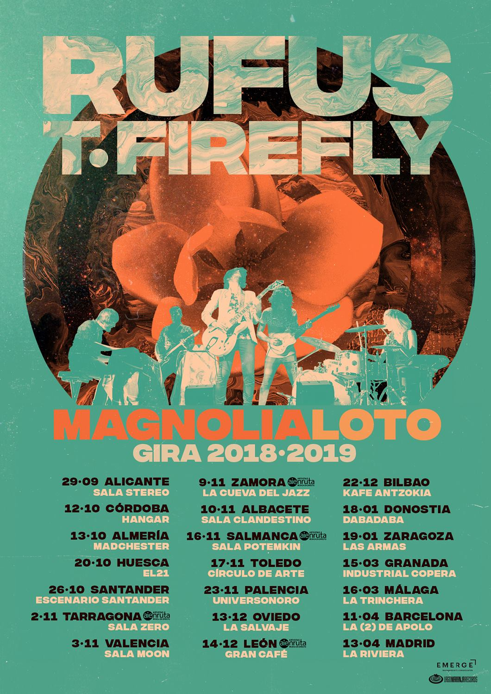 rufus t firefly gira española