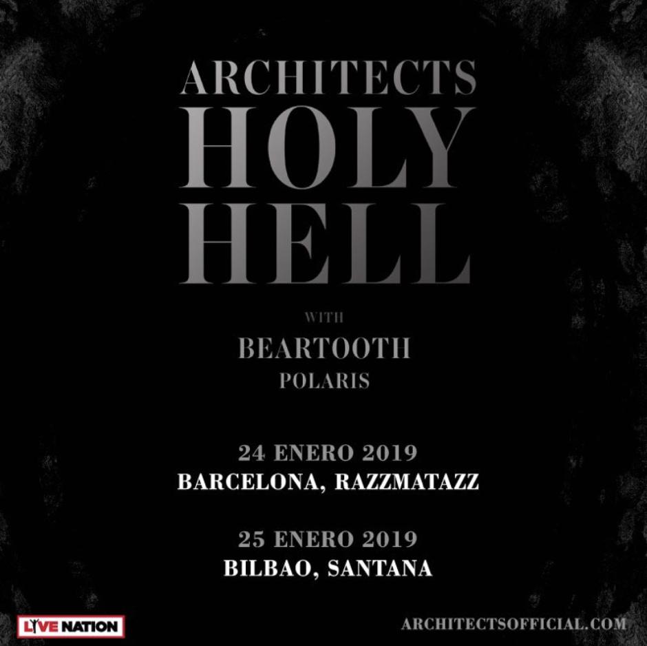 architects razzmatazz santana 27 2019