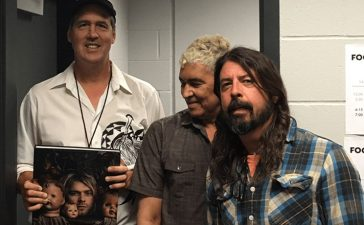 dave grohl krist novoselic seattle