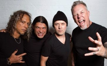 metallica en concierto en barcelona y madrid en 2019