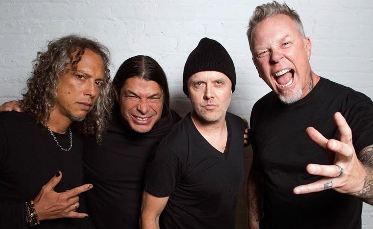 Metallica, en concierto en Barcelona y Madrid en mayo de