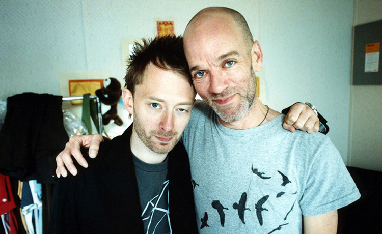 rem E-Bow The Letter thom yorke