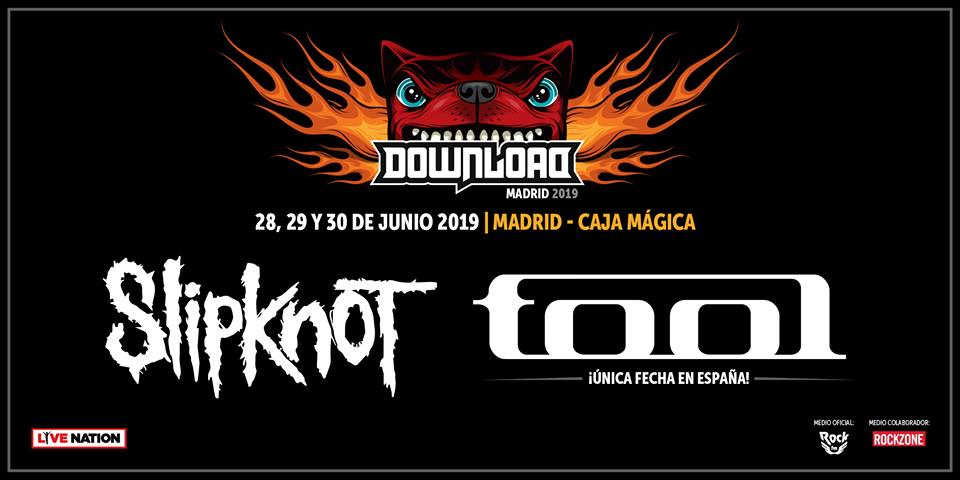 tool download madrid 2019