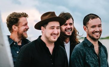 concierto de mumford and sons en barcelona