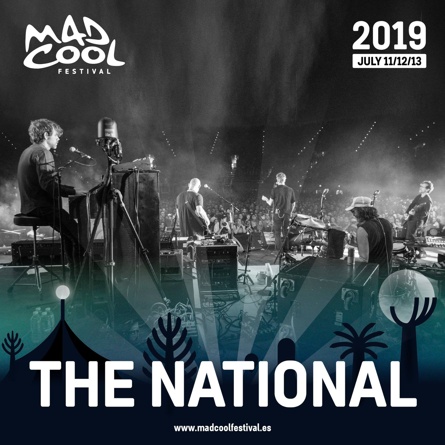 the national mad cool 2019