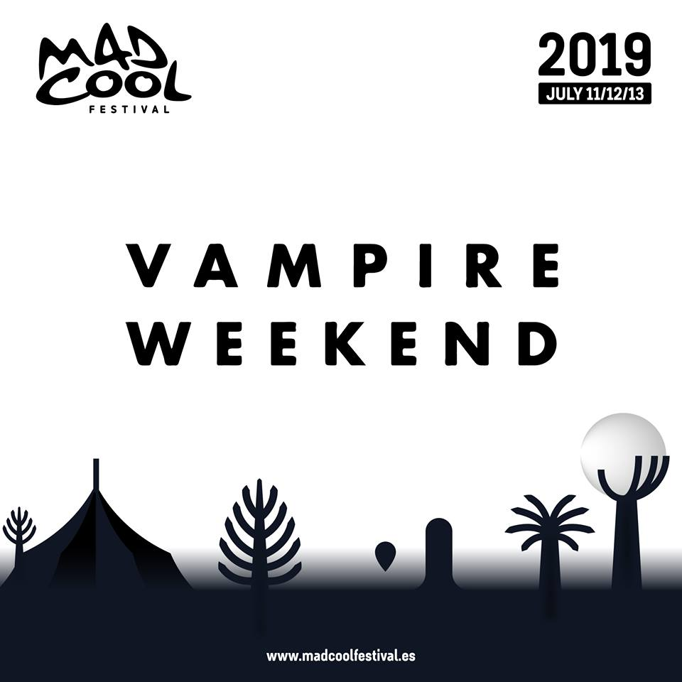 vampire weekend mad cool 2019