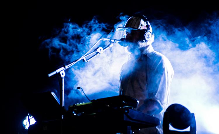 bon iver pitchfork music festival paris 2018