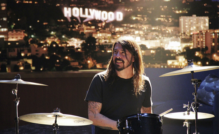 dave grohl acdc