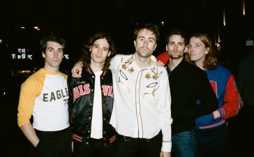 the vaccines barcelona madrid 2019